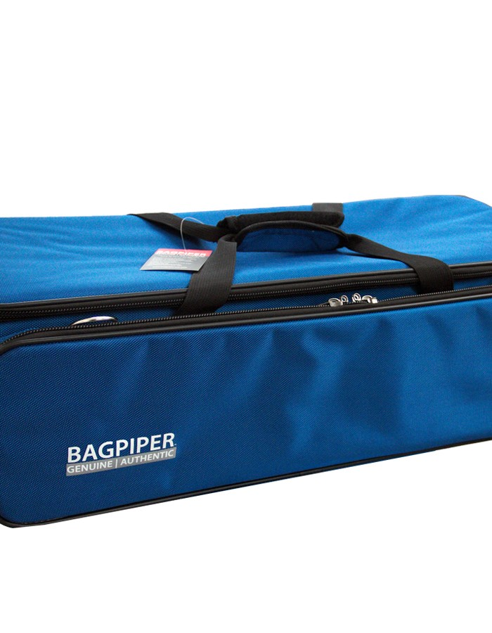 Blue Bagpiper Case